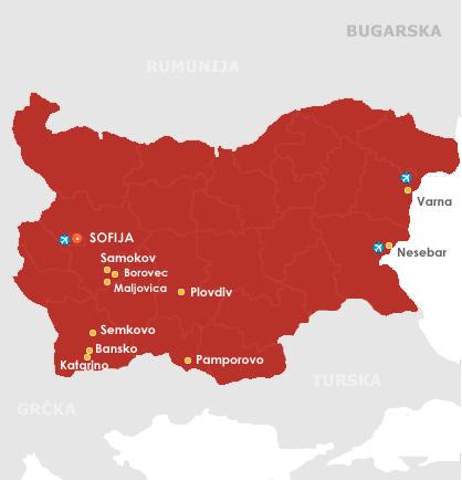 Bugarska Zima 2020 Bugarska Zimovanje 2020 Najpovoljnije Zimovanje
