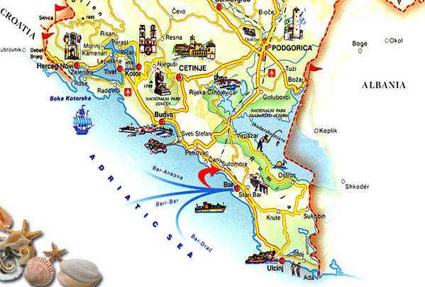 Crna Gora 2020 Crna Gora Leto 2020 Crna Gora Letovanje 2020